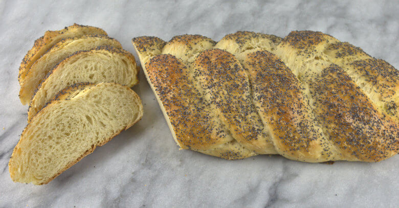 Braided Bread with Poppy Seeds6