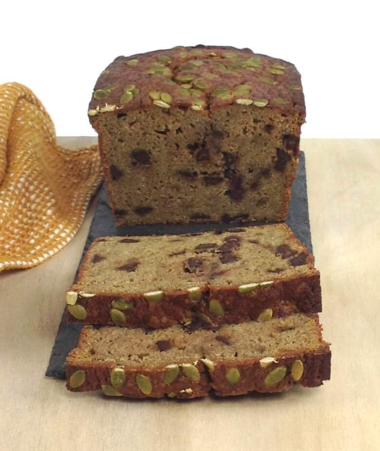 Picture of Chocolate Banana Pumpkin Bread