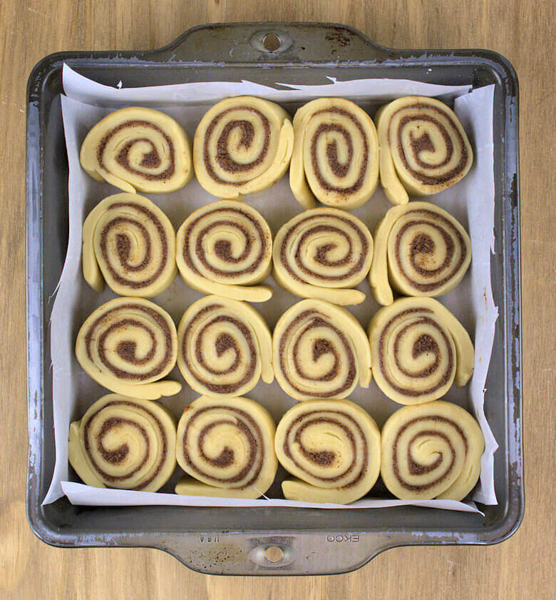 Cinnamon Rolls with Light Sugar Glaze11