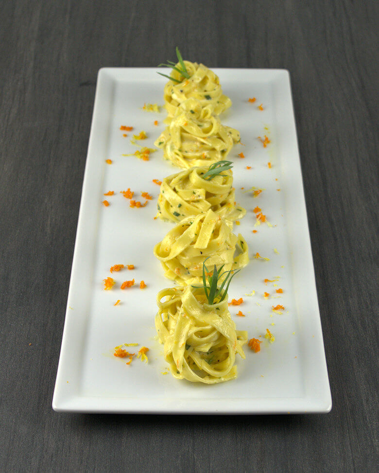 Creamy Pasta with Citrus and Tarragon3