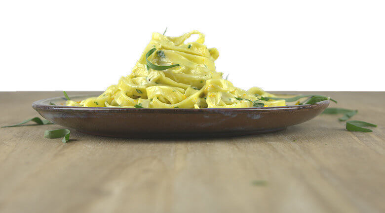 Creamy Pasta with Citrus and Tarragon4