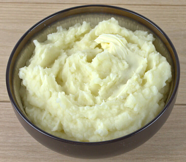 Picture of Mashed Potatoes with Mascarpone