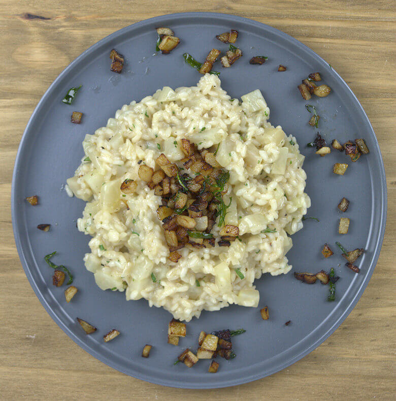 Picture of Pear and Wine Risotto