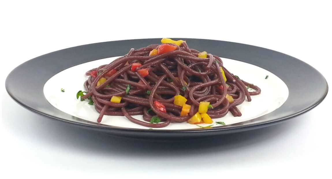 Red Wine Spaghett PepperConfetti
