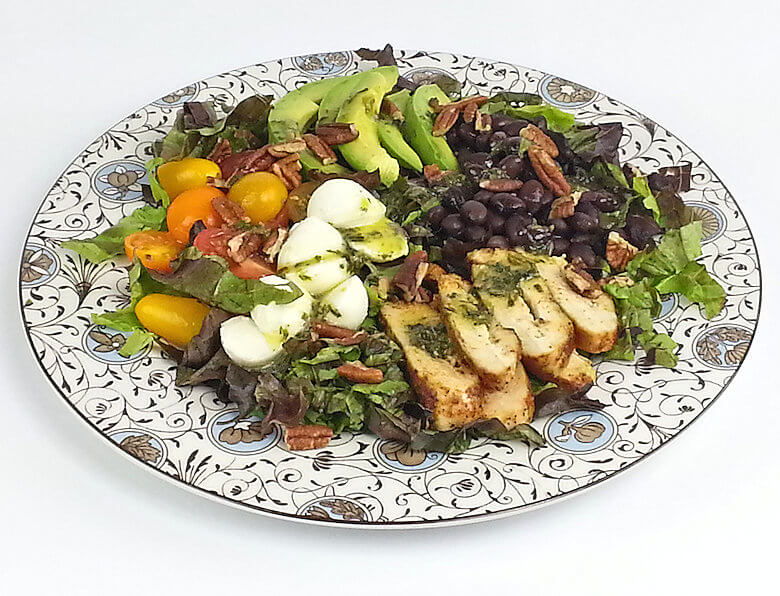 Picture of Southern Grilled Chicken Meal Salad
