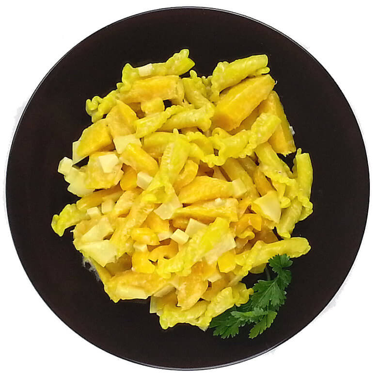 Picture of Yellow Early Spring Salad