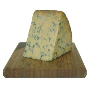 Picture of blue stilton cheese