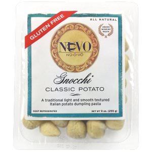 Picture of potato gnocchi