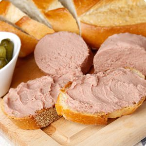 Picture of calves liver pate