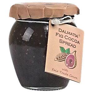 Picture of fig cocoa spread