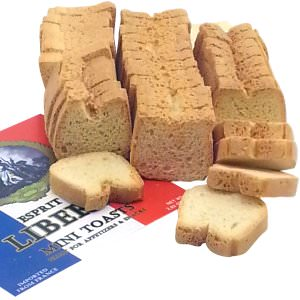 Picture of french mini toasts