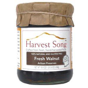 Picture of fresh walnut preserve