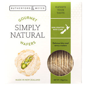 Picture of gourmet wafers simply natural