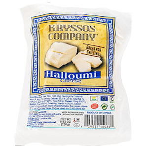Picture of halloumi