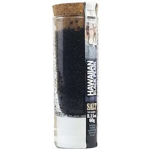 Picture of hawaiian black sea salt