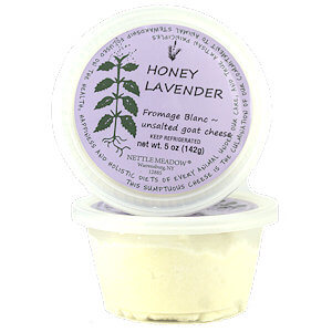Picture of honey lavender fromage blanc