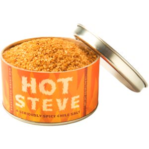 Picture of hot steve, spicy chile salt