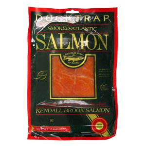 Picture of kendal brook smoked salmon