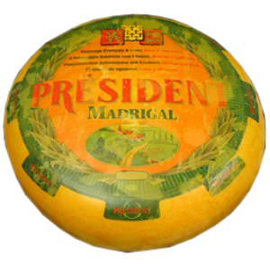 Picture of madrigal cheese