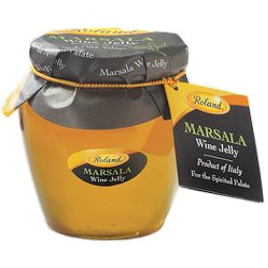 Picture of marsala wine jelly