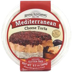 Picture of mediterranean cheese torta