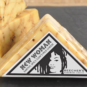 Picture of new woman cheese