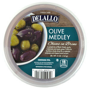 Picture of olive medley