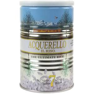 Picture of organic acquerello rice aged 7 years