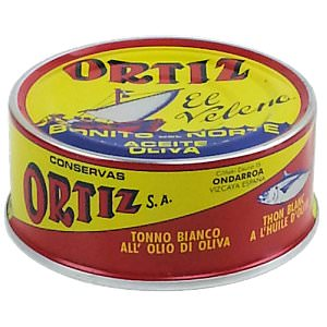 Picture of ortiz bonito del norte tuna
