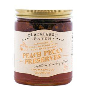 Picture of peach pecan preserve