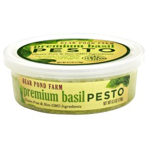 Picture of premium basil pesto