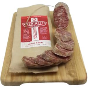 Picture of salami sopressata