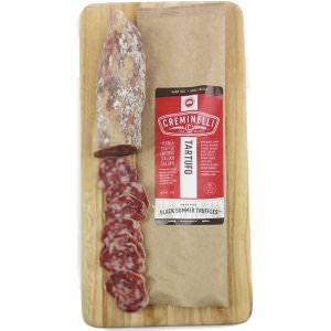 Picture of salami tartufo