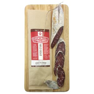 Picture of wild boar salami