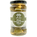 Picture of Cracked Green Olives
