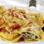 Picture of Italian Sausage & Mozzarella Ravioli