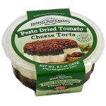 Picture of Pesto Dried Tomato Cheese Torta