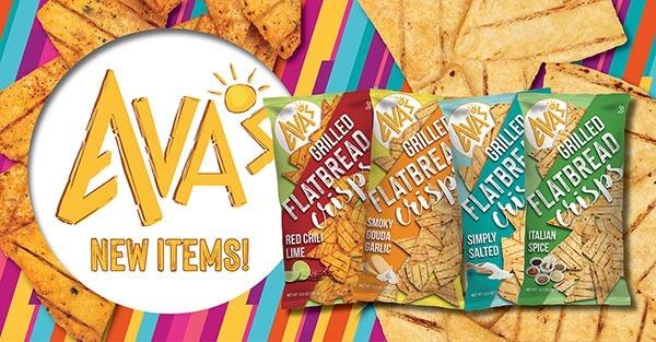 Shop Ava's Grilled Flatbread Crisps