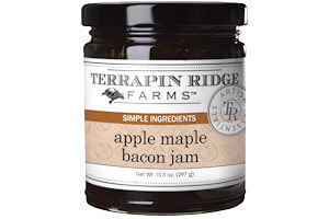 Picture of apple maple bacon jam