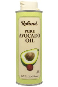 Picture of avocado oil