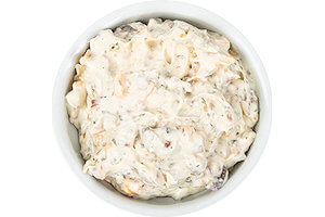 Picture of bacon cheddar ranch dip