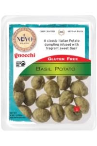 Picture of basil potato gnocchi