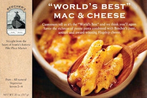 Picture of beecher's mac & and cheese