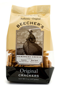 Picture of beecher's original crackers
