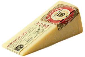 Picture of bellavitano gold cheese