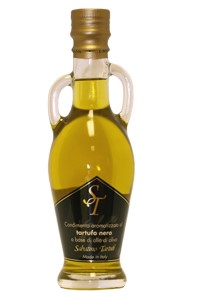 Picture of black truffle oil
