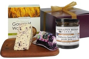 Picture of blueberry gourmet gift box