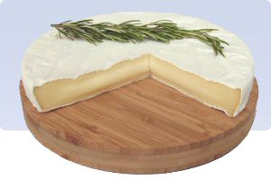 Picture of brie cheese (2 pounds)