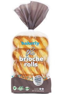 Picture of brioche rolls