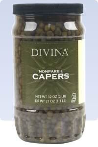 Picture of capers non pareil